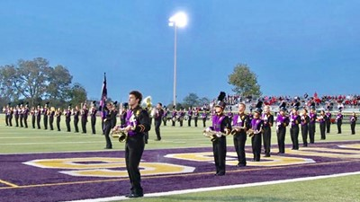 A Successful Season for the Marching Bulldogs
