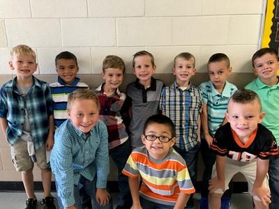 BCPS Students help Texas Classroom
