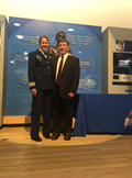 BC Alumni Inducted Into Coast Guard Hall of Fame