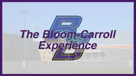 New District Video:  The Bloom-Carroll Experience
