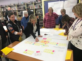 Schematic Design Stage Community Meeting Set