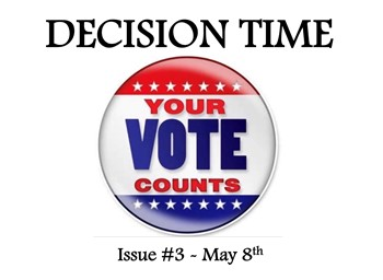 Decision Time: Issue #3