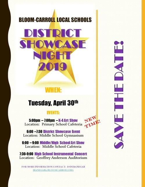 District Showcase