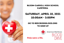 American Red Cross Blood Drive at BCHS
