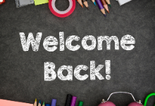Superintendent's Welcome Back Message