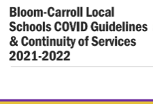 BCLSD COVID Operational Guidelines & Continuity of Services