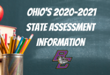 Ohio's 2021 Spring Assessment Information