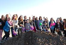 Groundbreaking Ceremony for BC Elementary