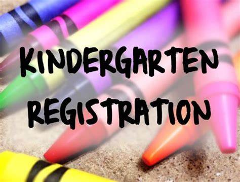 Kindergarten Screening Information