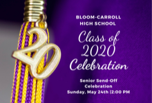 BCHS Class of 2020 Senior Send-Off Celebration