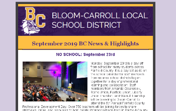 BC News & Highlight e-newsletter