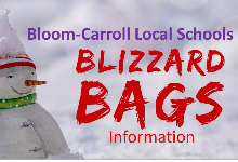 Calamity Days and Blizzard Bags