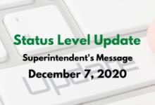 Update Dec 7