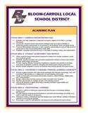 Academic Plan