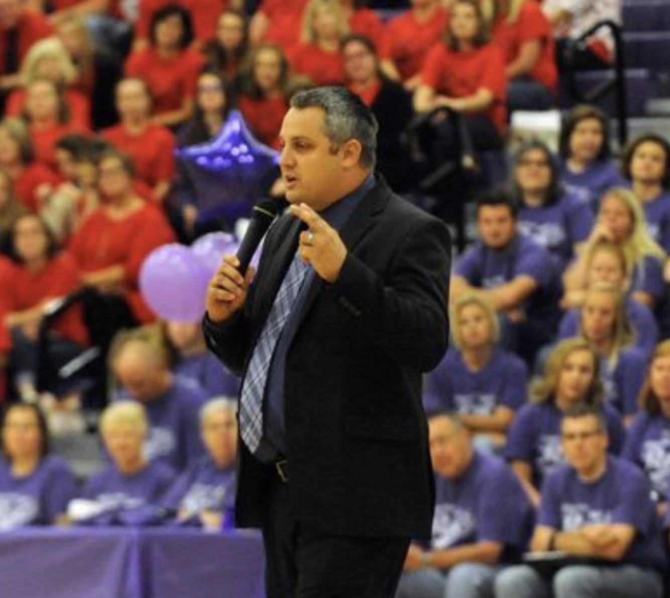 Guest Speaker Dustin Weaver