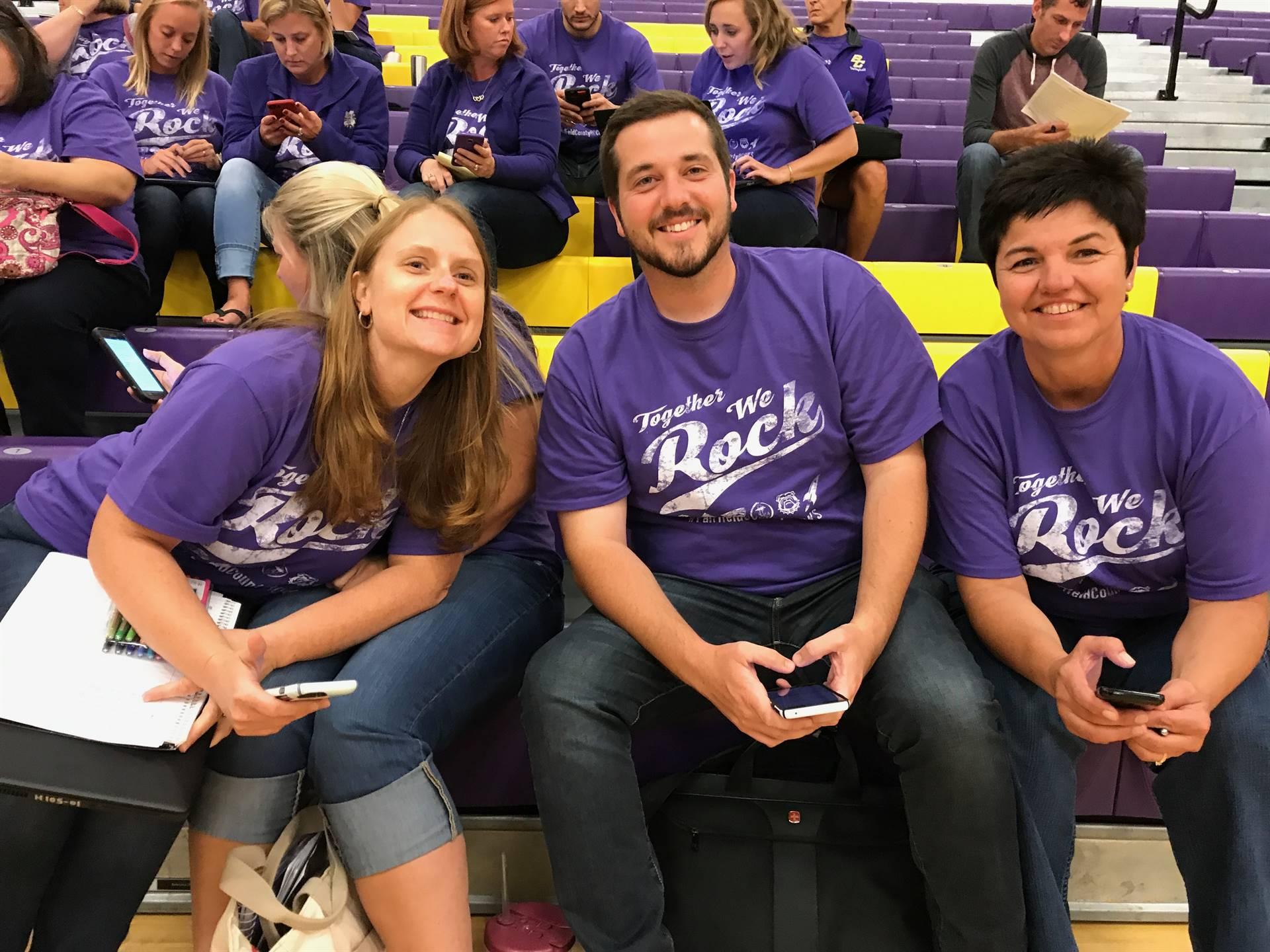 BCHS Staff