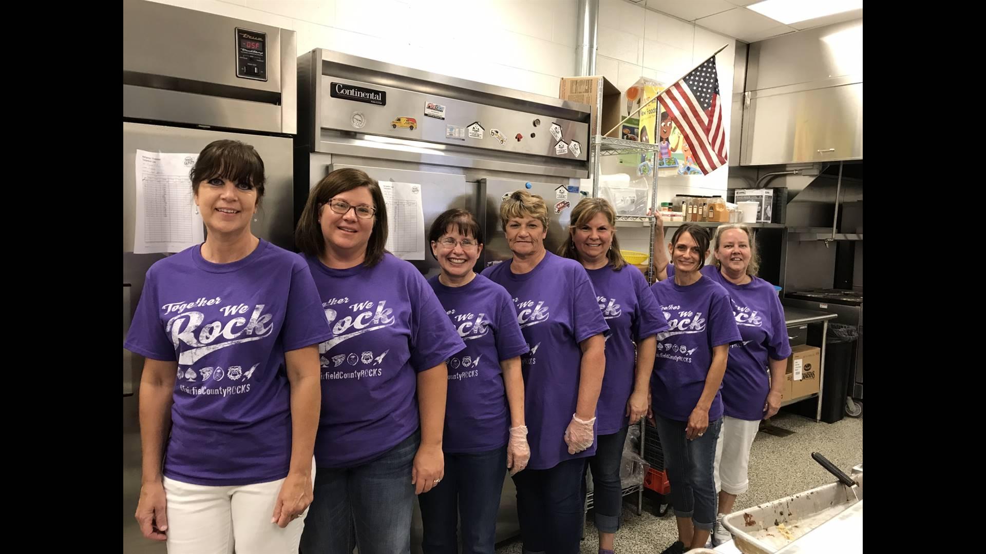 BC Food Service Team