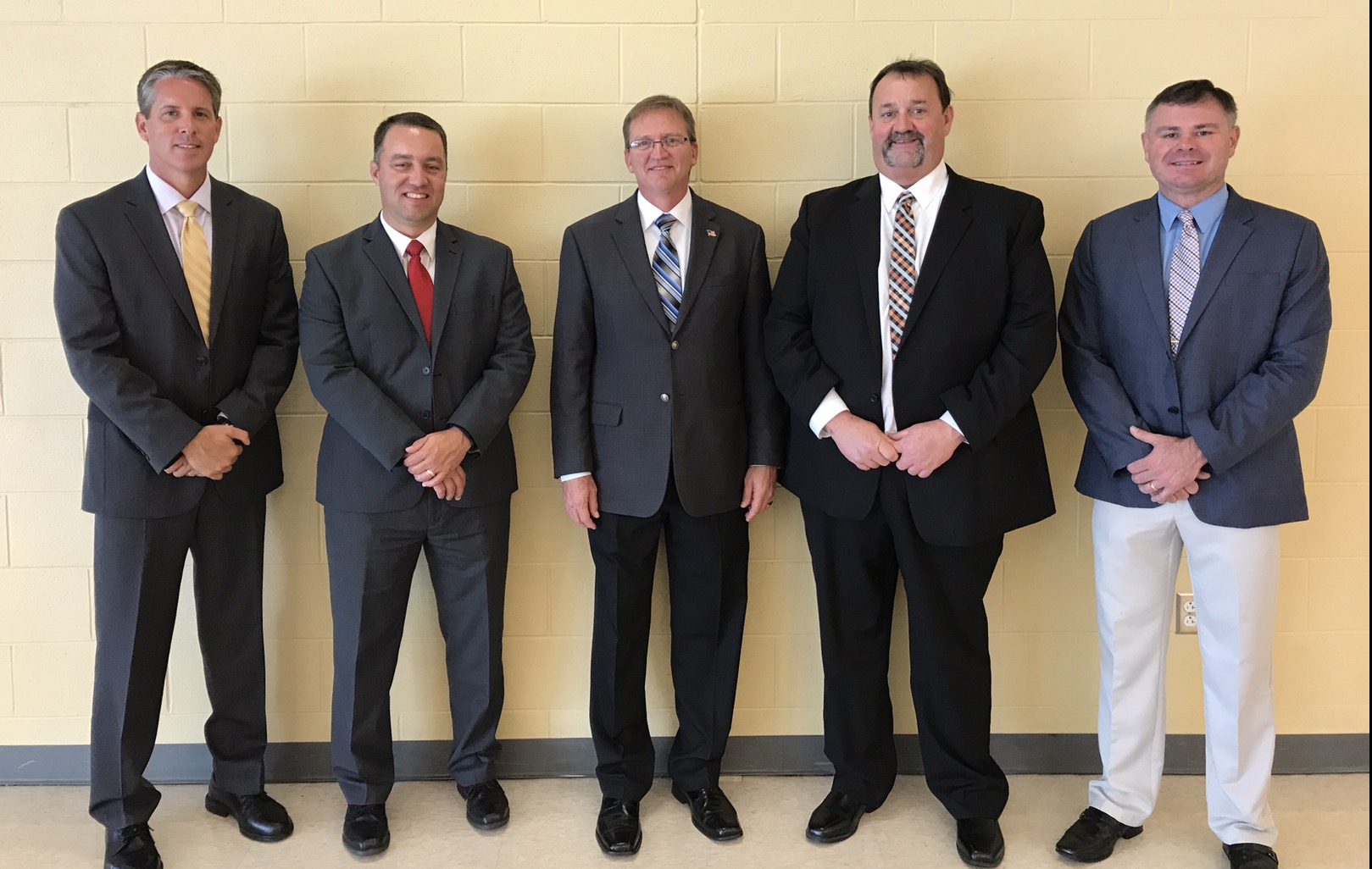 Fairfield County Superintendents