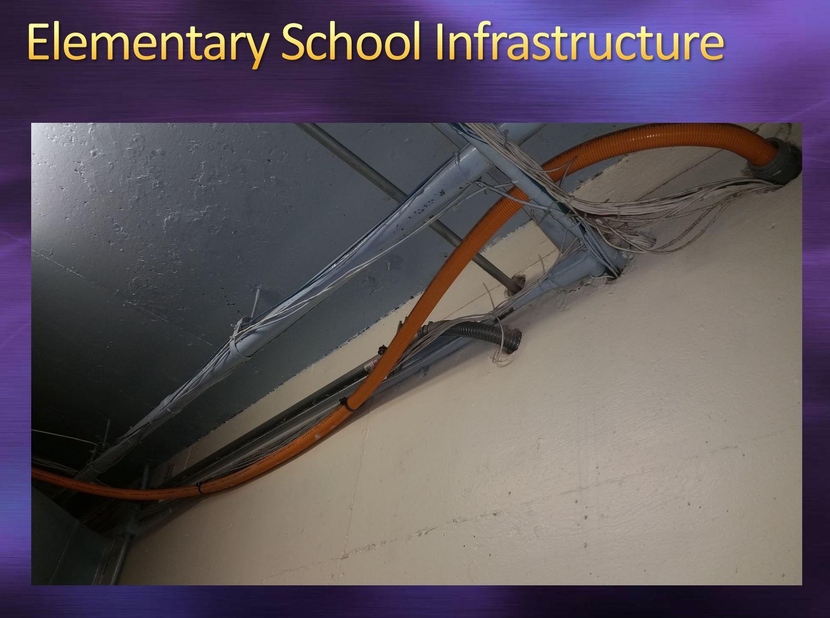 Elementary School Infrastructure