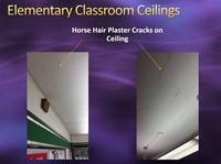 Elementary Classroom Ceilings