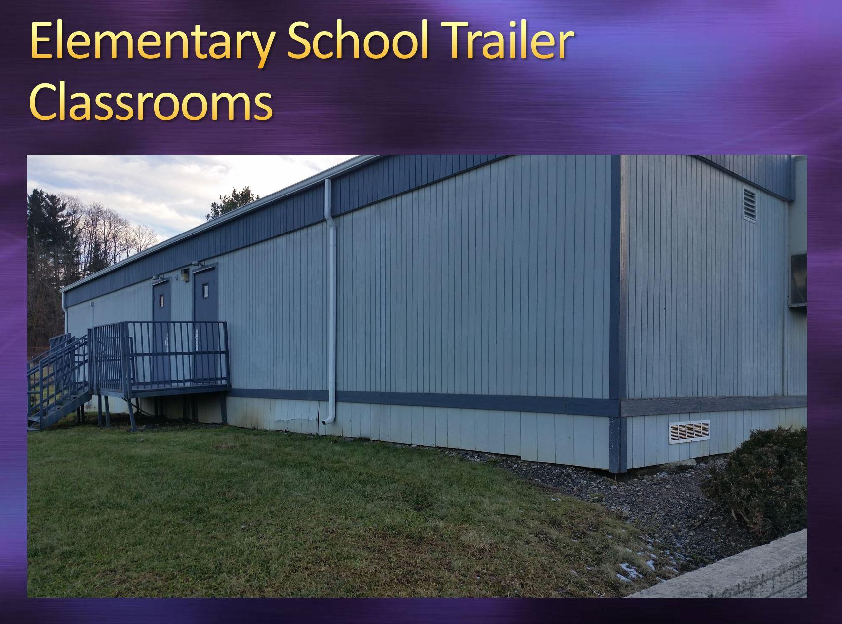 Elementary School Modular Classrooms