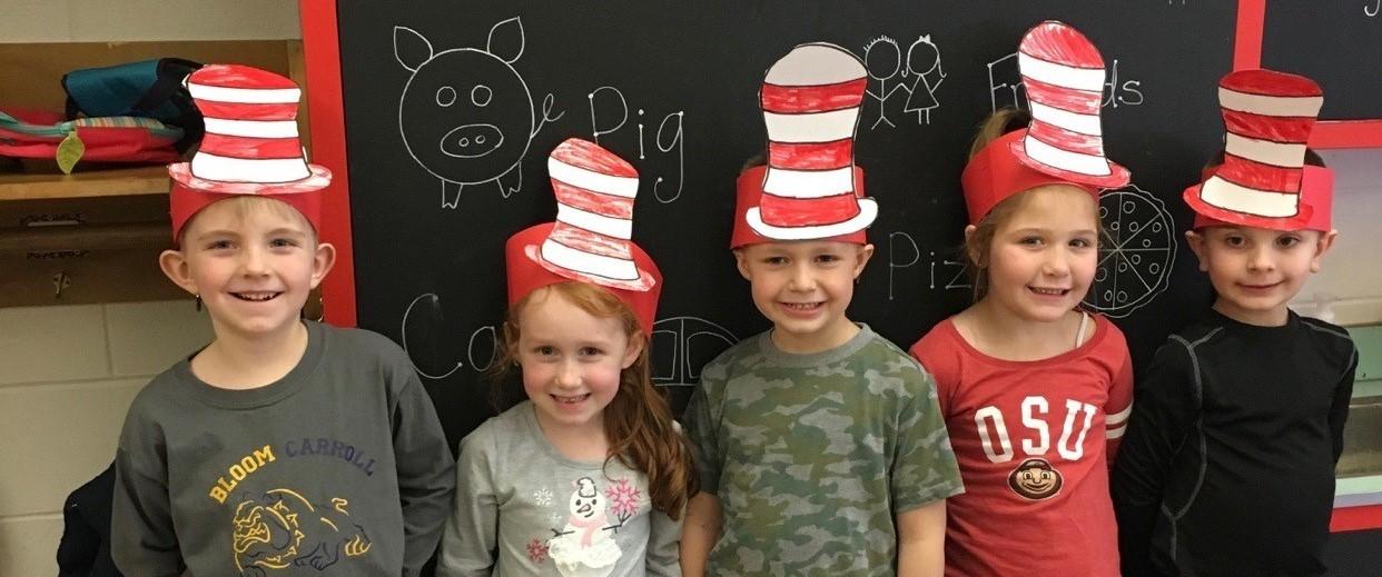 Dr. Seuss - Mrs. Young's class