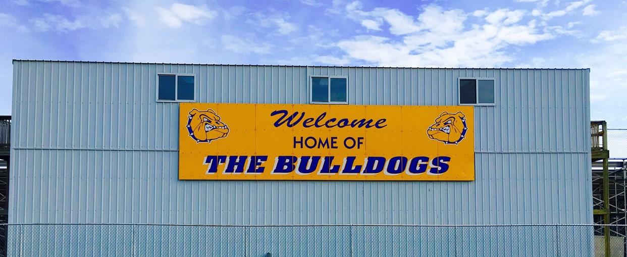 HOme of Bulldogs