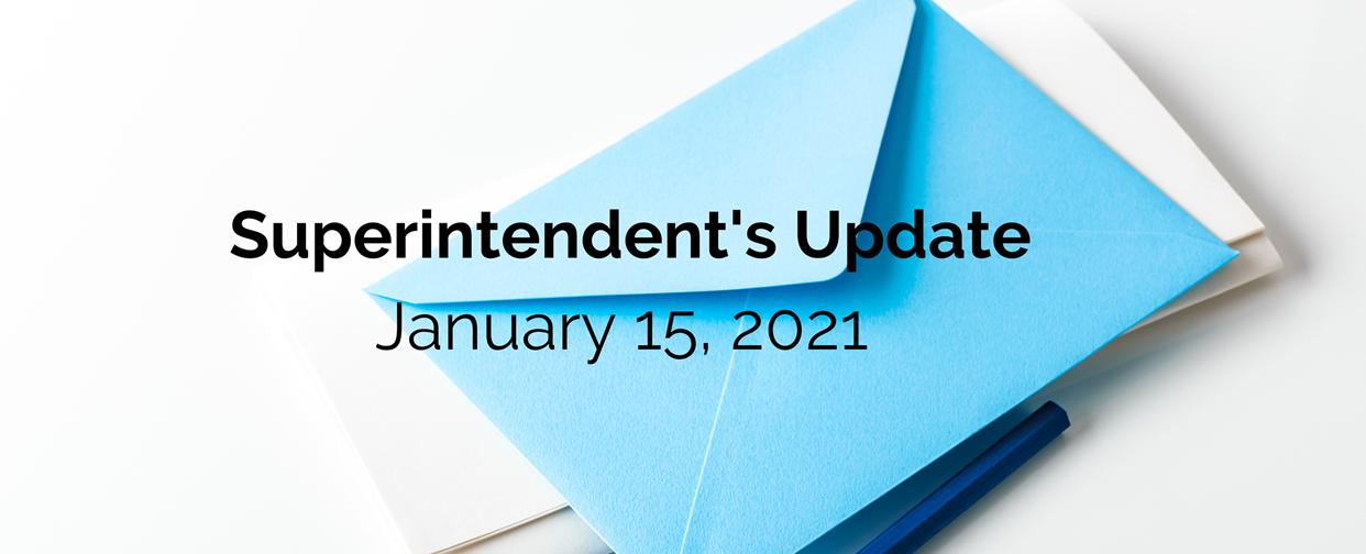 Update January 15